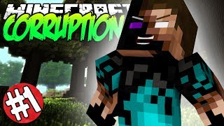 "Minecraft Mods - CORRUPTION Modded Survival EP1 ""This is Terrifying!"""