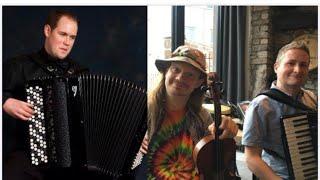 Live Music Chat with Paul Chamberlain, Paul Murray and David Nisbet
