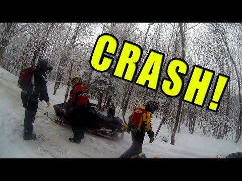 Snowmobile Accident - S6|EP31