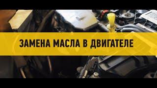 Замена масла в двигателе Ford Kuga в автосервисе Oiler(, 2016-05-06T13:37:10.000Z)