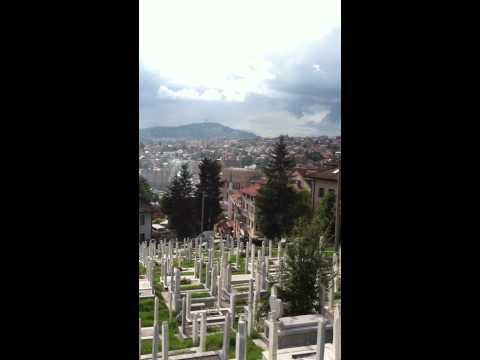 Cimitero di Alifakovac - Alifakovac cemetery