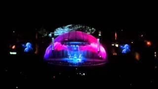 2011年ハリウッド・ボウルで行われたコンサート.