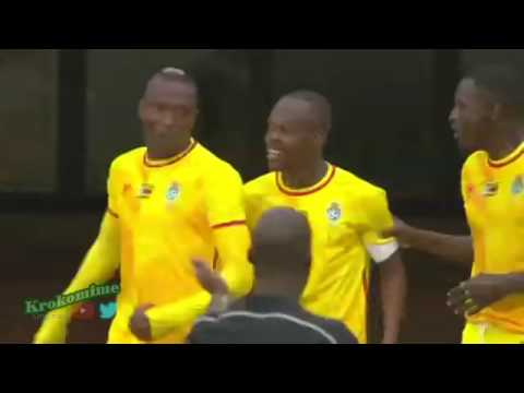 Zimbabwe 3 0 Liberia Qualification   Africa Cup of Nations 2019