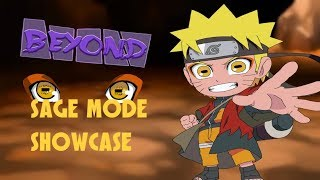 [061]ROBLOX NRPG Beyond - Sage Mode Showcase