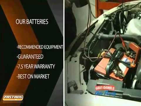 Battery Replacement Tips From Gray Daniels Nissan Brandon MS Jackson MS