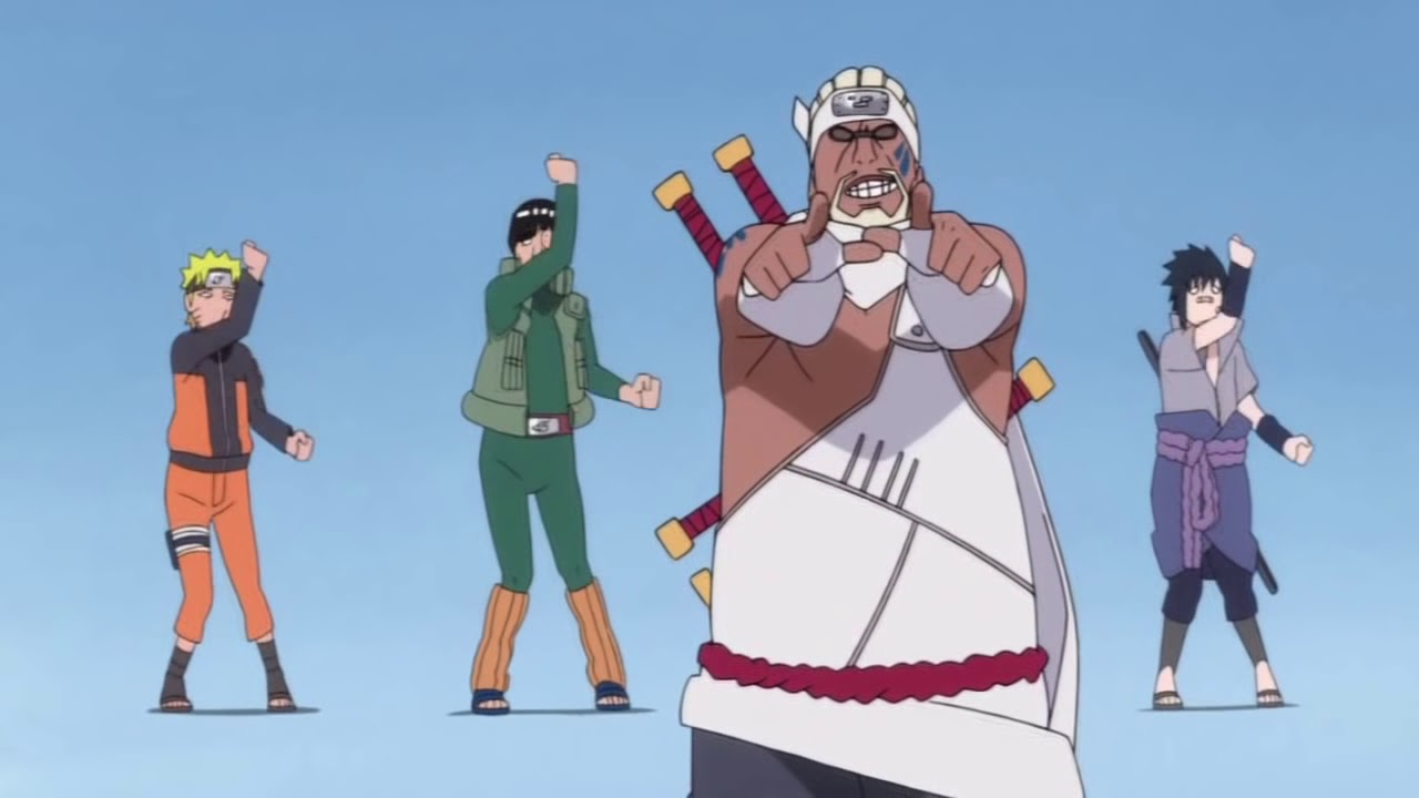 Killer Bee Rap (English) - Naruto Generations