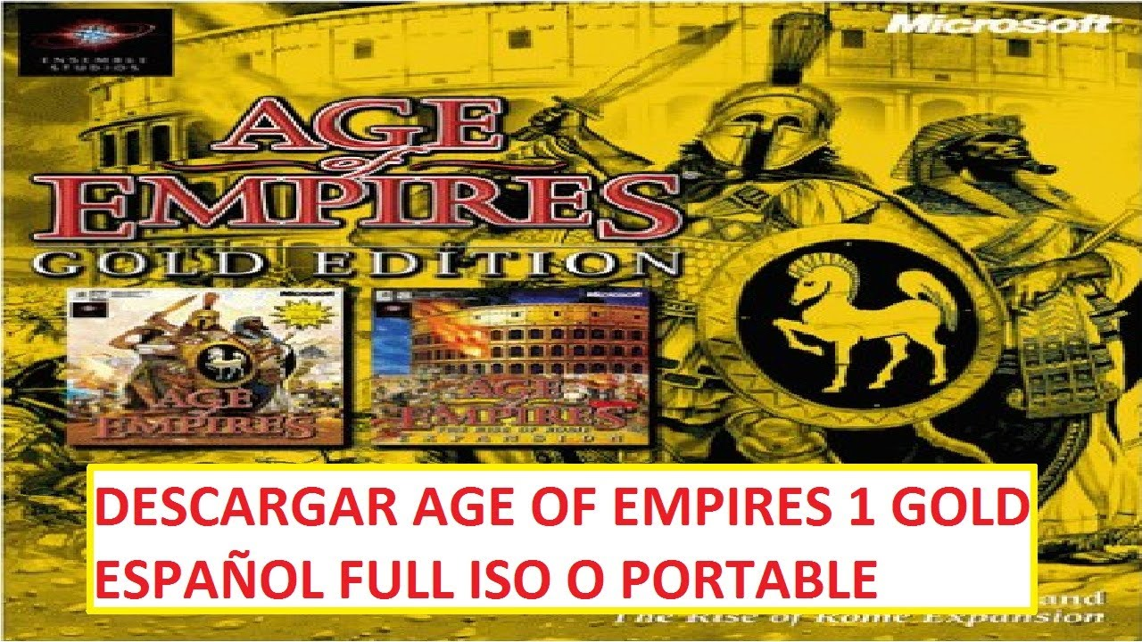 AGE OF EMPIRES 2 HD EDITION Full y en Español (por MEGA ...