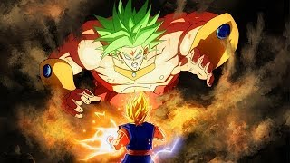 The Story of Vegito & Broly