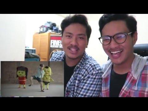Beatboxer nonton Youtube Rewind Indonesia 2015