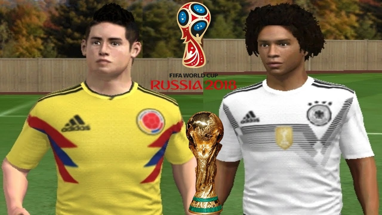 188f620c581 DLS 2018-WORLD CUP 2018 KITS!PART 1