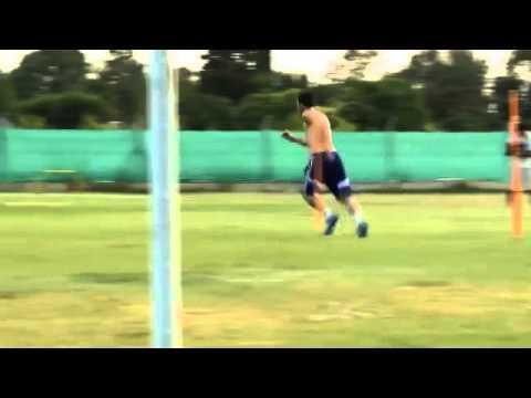 Download Lionel Messi - Training HD