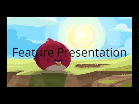 Terence Home Entertainment Feature Presentation logo Beau Weaver variant