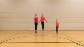 Rope Skipping, vinkkejä yhdessä hyppimiseen