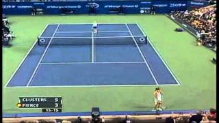[HL] Kim Clijsters v. Mary Pierce 2005 US Open [F]
