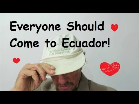 """Why"" Cuenca Ecuador Can Be Amazing & Why Expats Stay! Travel Tips VLOG"