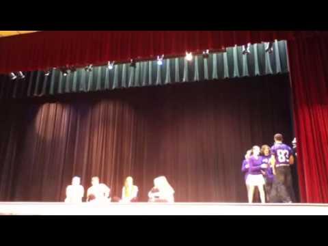 Grantsburg high school sophomore homecoming 2012