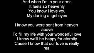 Pretty Little Angel Eyes - Curtis Lee (Original) with Lyrics