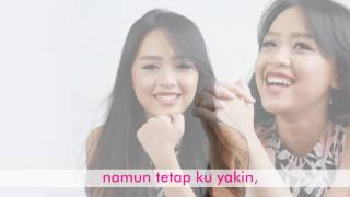 Kania Adhisty - Tanpamu Aku Bahagia ( Video Lirik )