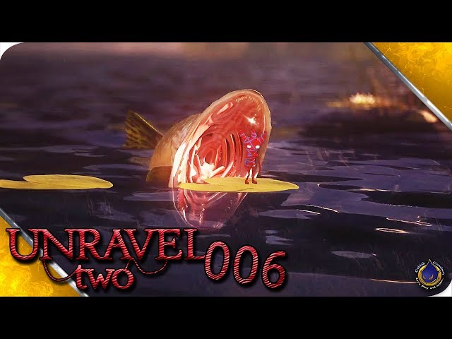UNRAVEL TWO 🌼 [006] Fischfutter