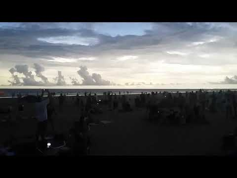 Isle of Palms total eclipse