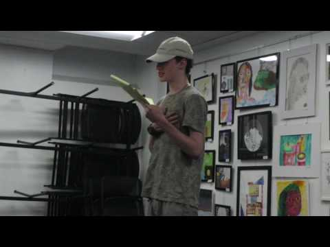 School One Slam Poetry Providence RI