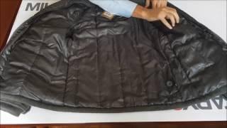 Jakna vijetnamka M65 Voyager Wool siva