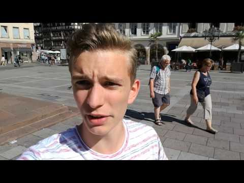 Erster Vlog in Straßburg | Vlog CookiezTV [Deutsch/German] [Full HD]