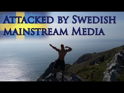 The Golden One: I Was Attacked by Swedish Mainstream Media. My Response.