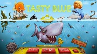 SOY UN PEZ PELIGROSO | Tasty Blue #1