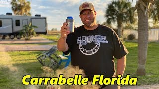 Carrabelle Florida Camping for New Years 2020 (HD Version)
