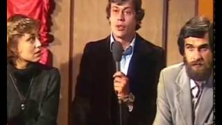 Легендарный романс из рок оперы «Юнона и Авось» Уникальная, редкая запись 1981