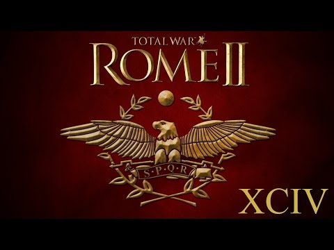 Let's Play Total War Rome 2 - House Julia Part 94