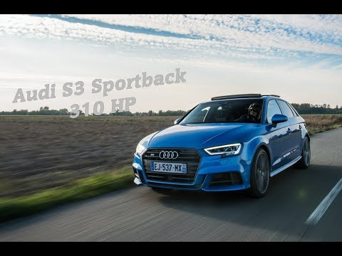 essai 2017 audi s3 sportback 310hp youtube. Black Bedroom Furniture Sets. Home Design Ideas