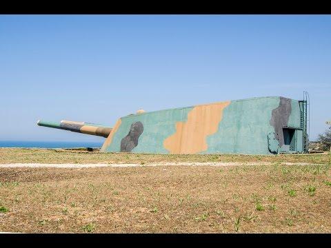 Экскурсия по 30-й береговой батарее Fort Maxim Gorky I Севастополь