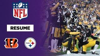 NFL : Grande première pour les Steelers