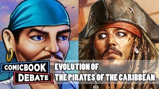 Evolution of the Pirates of the Caribbean Games in 6 Minutes (2018)