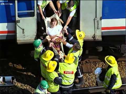 Reading rail disaster