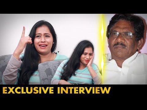 பாரதி ராஜா என்னை அடிச்சிட்டு மன்னிப்பும் கேட்டார்   Actress Vishalini Interview   Kaala