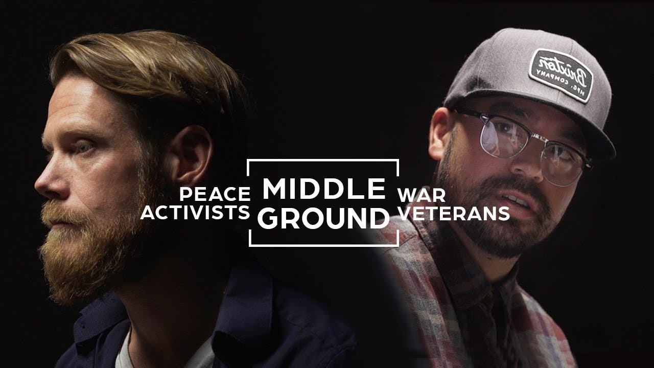 Veterans And Peace Activists Seek To Find Common Ground