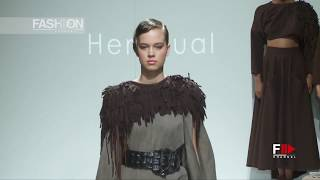 HerRitual Fall Winter 2017 2018 SAFW by Fashion Channel