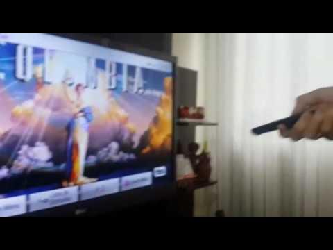 video teste 3d lg