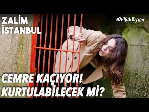 Cemre Fidyecinin Elinden Kaçıyor!💥💥 - Zalim İstanbul 30. Bölüm