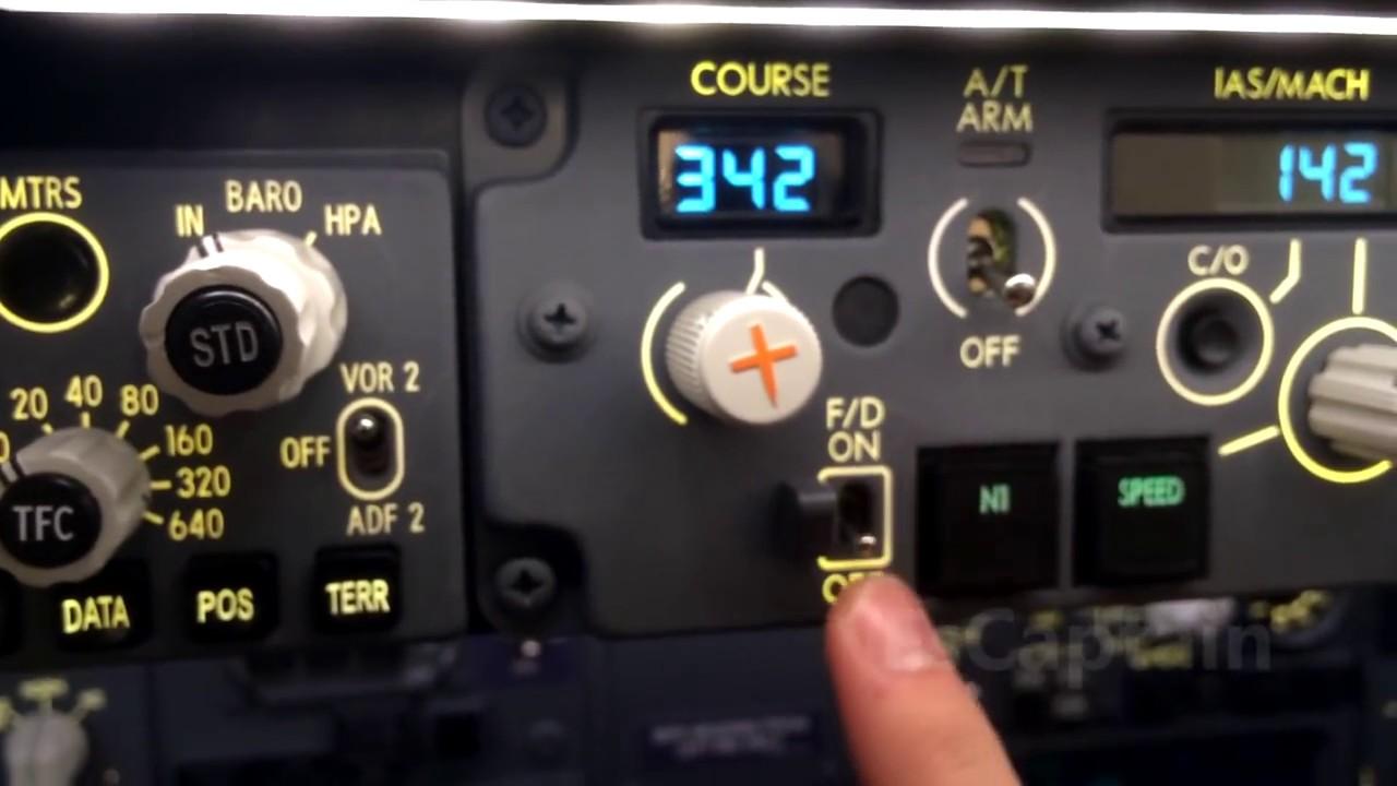 Simworld 737 Simulator: MCP and EFIS Showcase - AllMir