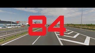 sleduj cestu 84 dl
