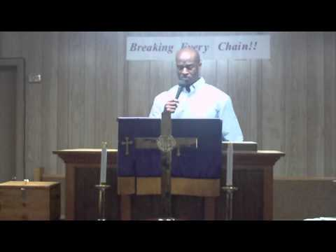 "Trayvon Martin ""No weapon formed against me"" Pastor Corey M. Lyons"