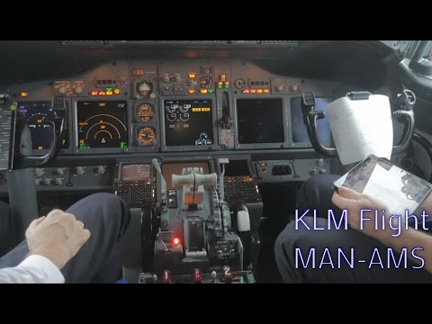 Trip Report KLM Economy  Manchester to Amsterdam