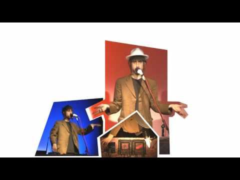 ''Monkey Jazz'' WIDESCREEN version : BEARDYMAN & mr_hopkinson™    Watch In HD
