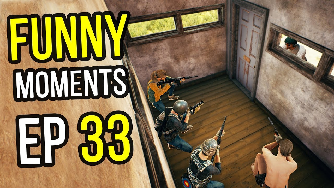 PUBG: Funny Moments Ep. 33