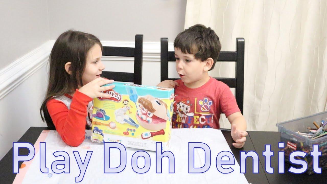 Play Doh Dentist Fun