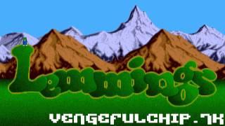 Lemmings - Amiga Soundtrack [emulated]